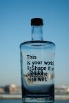 Ahold bottle