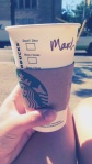 Starbucks name